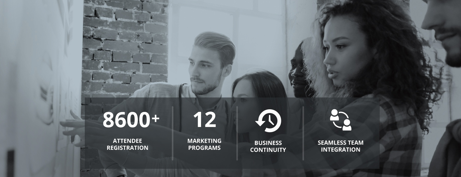 Case Study   Managed Marketing Service for User Conference