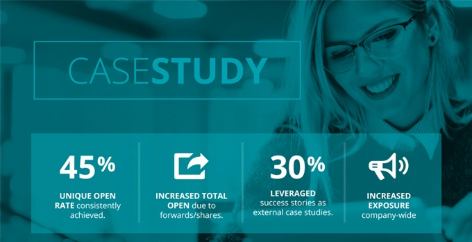 Case Study | E-newsletter Program