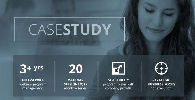 Case Study | Online Partner Webinar Program