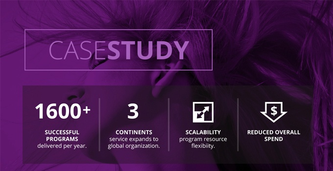 Case Study | Managed Marketing Services for Marcom